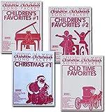 Songsheets for Lap Harp, Music for Music Maker, Zither: 48 songs - Children's Favorites #1, Children's Favorites #2, Old Time Favorites, Christmas #1