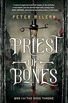 Priest of Bones by Peter McLean science fiction and fantasy book and audiobook reviews