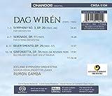 Wiren: Orchestral Works