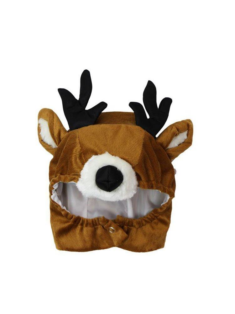 Gamery Santa Snowman Elf Christmas Costume for Kids Baby Girl Boy Infant Toddler Cosplay Reindeer 13-18 Months by Gamery (Image #4)