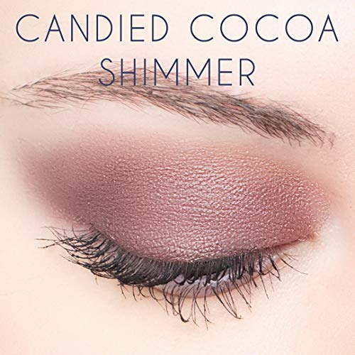 Shadowsense Creme To Powder Eye Shadow (Candied Cocoa Shimmer)