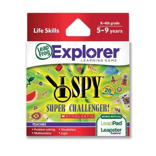 LeapFrog Explorer Learning Game Challenger