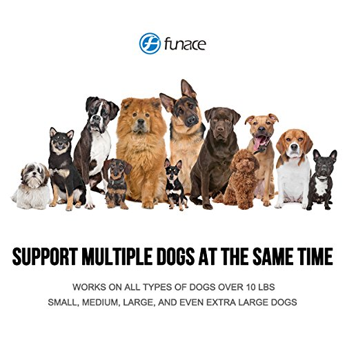 Radio Wave Electric Dog Fence System By Funace Easy To