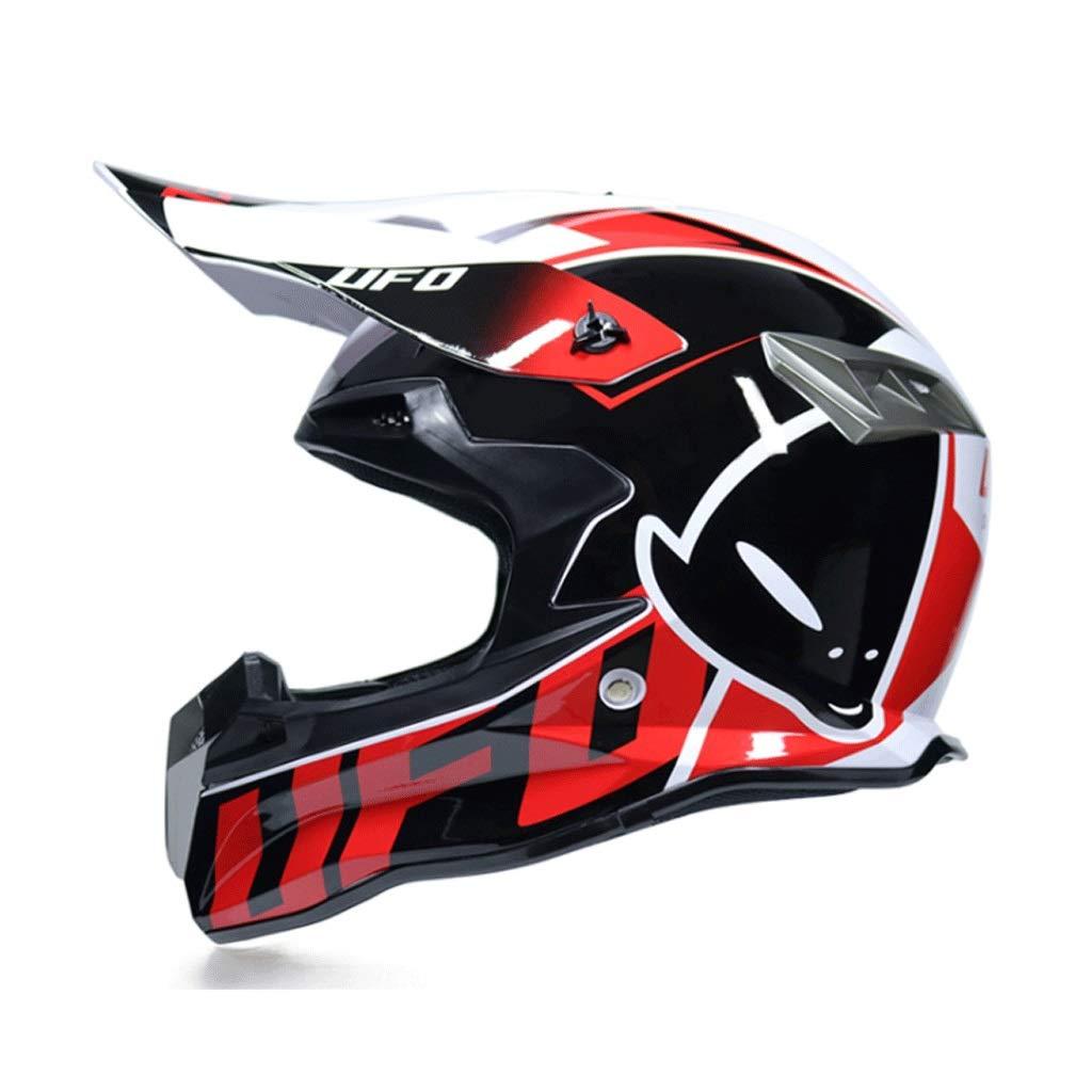 屋外サイクリングヘルメットスポーツ男性と女性のヘルメットオートバイ車フルヘルメットプロレーシングヘルメット (色 : A, サイズ さいず : S s) A S s