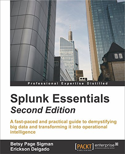 Download PDF Splunk Essentials - Second Edition
