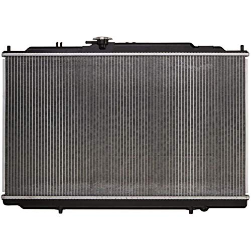 Automatic Transmission Complete Radiator,for 1999-2004 Honda Odyssey with Oil Cooler