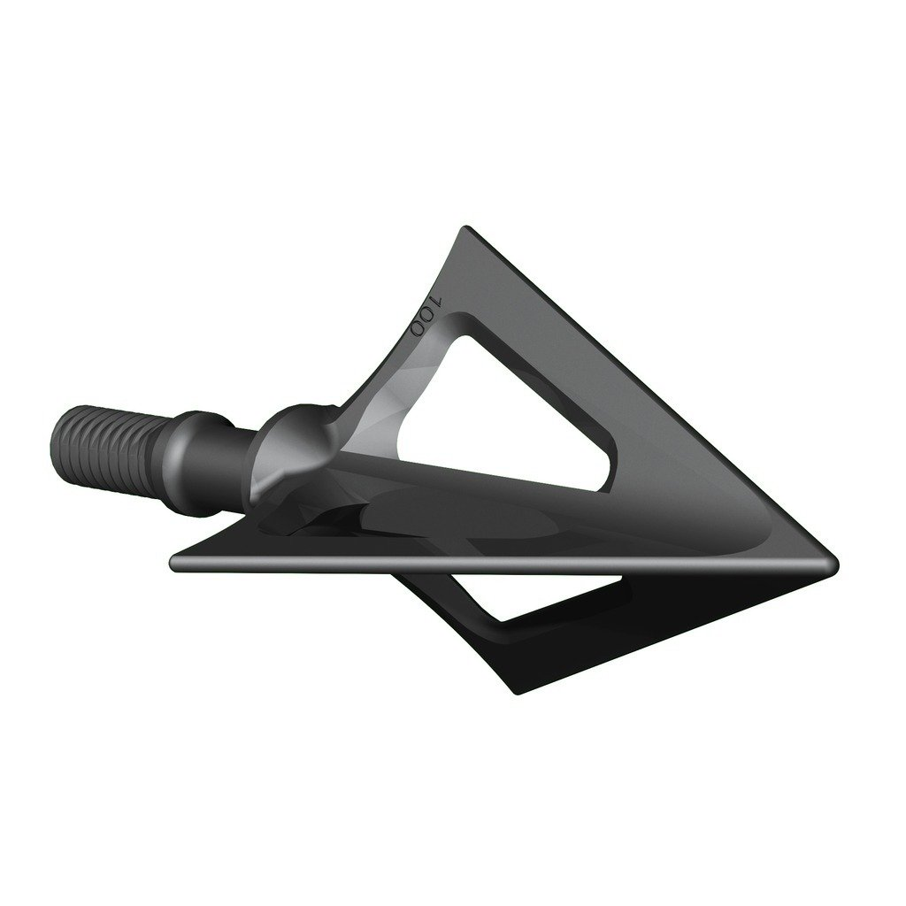 G5 Outdoors Montec Pre-Season 100% Steel Fixed Broadheads  Simple to Use,  High Performance Broadhead  (3 Pack) (Made in the USA)