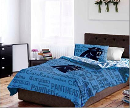 f71aa74d425 Image Unavailable. Image not available for. Color: Carolina Panthers NFL  Full Comforter ...