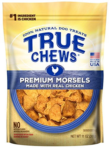 - True Chews Premium Morsels Made with Real Chicken 11 oz