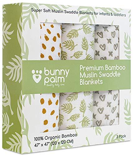Swaddle Blanket Muslin Organic