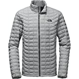 The North Face Men's Tall Thermoball Jacket Monument Grey Matte (Large)