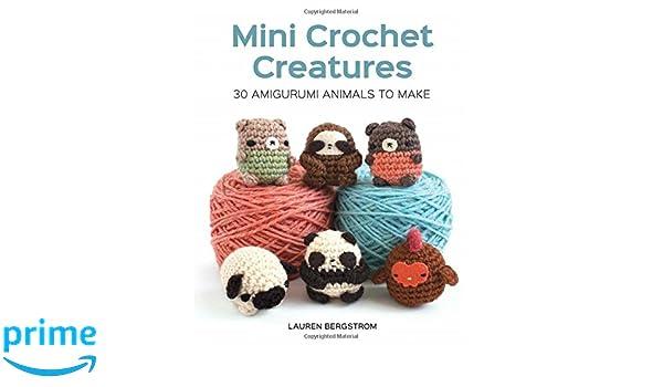 Amigurumi Animals To Make : Mini crochet creatures amigurumi animals to make lauren