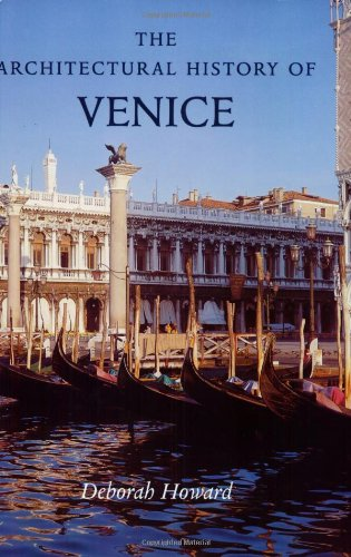 Pdf Transportation The Architectural History of Venice: Revised and enlarged edition