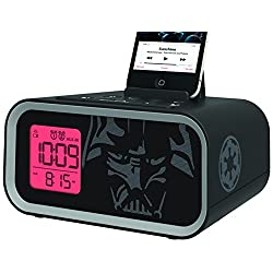 Star Wars  M23/H22 Dual Alarm Clock ( SW-M23.2 )