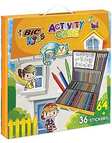 Amazon Fr Crayons De Couleurs Et Feutres Pour Enfants