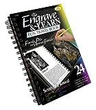ROYAL BRUSH EAB-3 Family Pet Engraving Art Book - Family Pets & Animal Friends