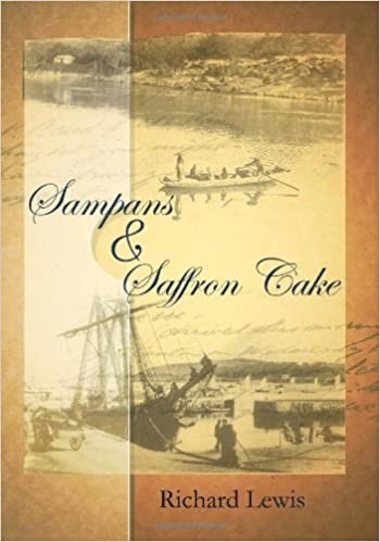 Sampans and Saffron Cake: From the Diaries of Fritz Lewis in China and Cornwall 1872-1950