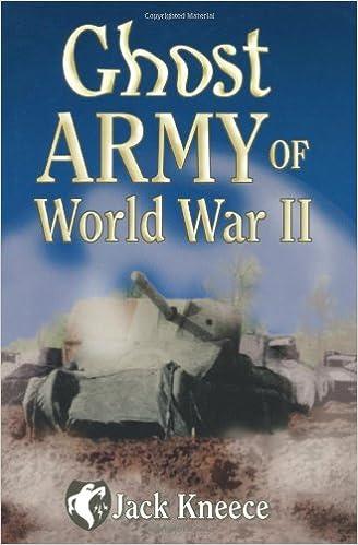 Ghost Army of World War II: Jack Kneece: 9781565548763: Amazon.com ...