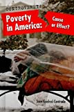 Poverty in America, Joan Axelrod-Contrada, 0761442367