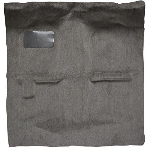 Truck Standard Cab Carpet - 1995 to 2004 Toyota Standard Cab Pickup Truck Carpet Custom Molded Replacement Kit, Tacoma (Late 95-04) (8075-Medium Grey Plush Cut Pile)