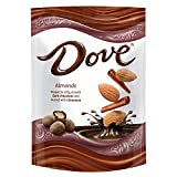 Dove Almonds With Cinnamon and Dark Chocolate Candy Bag, 5.5 Oz