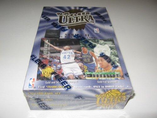 1994/95 Fleer Ultra Basketball Series 2 Box (Hobby)