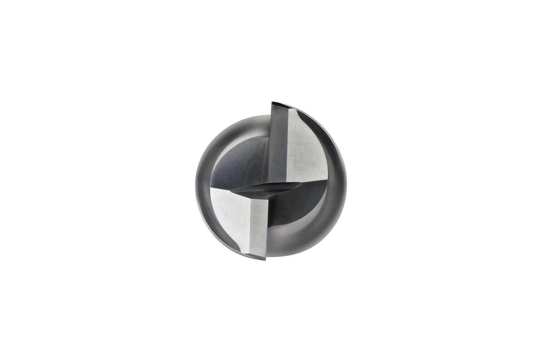 12 mm Shank Diameter HM Dormer S813HA12.0 Shank Slot Drill ALCRONA Coating Cylindrical Shank 83 mm Full Length 12 mm Head Diameter