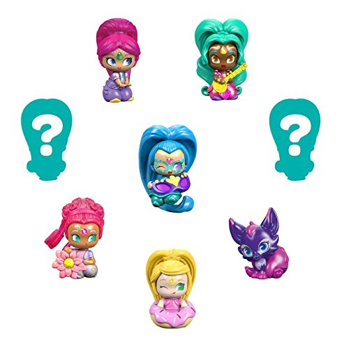 Fisher-Price Shimmer & Shine Teenie Genies Series 2 Genie Toy (8 Pack), #15