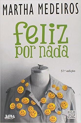 Book Feliz Por Nada