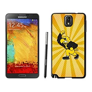 Best Designed Samsung Galaxy Note 3 Case Ncaa Big Ten Conference Iowa Hawkeyes 29 Coolest Mobile Phone Covers by supermalls