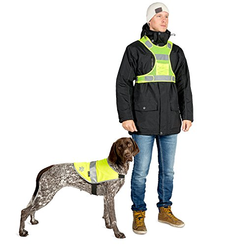 Friendly Swede Reflective Safety Medium