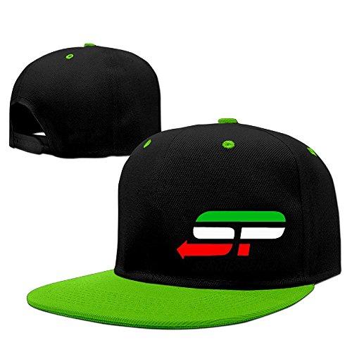 hiitoop-wunderkind-driver-baseball-cap-hip-hop-style-kellygreen