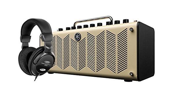 Yamaha THR10 Amplificador para guitarra eléctrica (Auriculares incluidos): Amazon.es: Instrumentos musicales