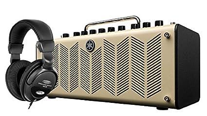 Yamaha THR10 Amplificador para guitarra eléctrica (Auriculares incluidos)