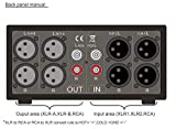 Nobsound Little Bear MC3 3-IN-3-OUT XLR
