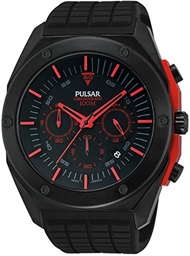 Mans watch PULSAR SANTA BARBARA PT3463X1