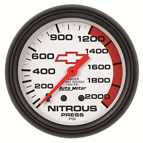 00406 Gauges (Auto Meter 5828-00406 GM Performance Parts 2-5/8