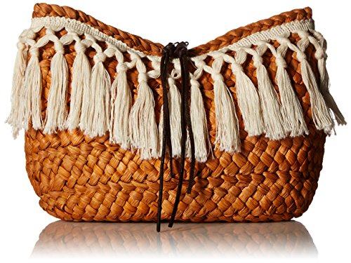 san-diego-hat-company-womens-fringe-opening-clutch-bag-natural-os