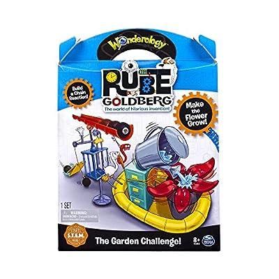 Rube Goldberg - The Garden Challenge STEM Toy Kit: Toys & Games