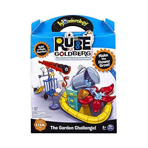 Charming Rube Goldberg – The Backyard Problem STEM Toy Package  Critiques