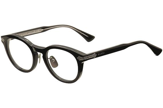 c9792dfa9d5 Image Unavailable. Image not available for. Color  Gucci Men s Eyeglasses  ...