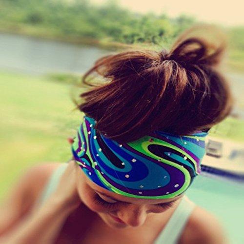 Malibu Headbands Hippie Athletes Exercise product image