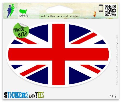 union jack sticker - 8