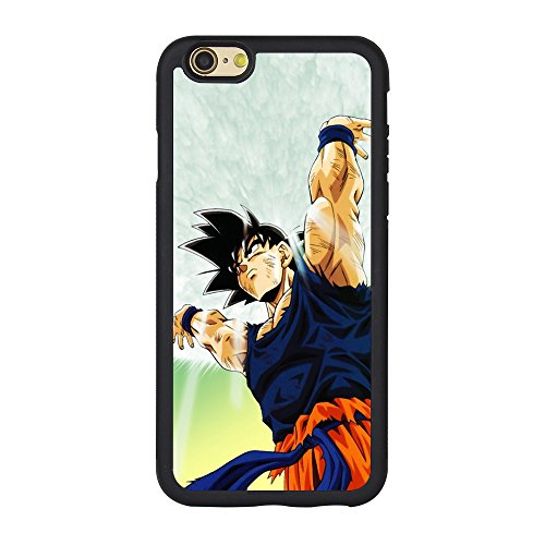 Dragon Ball Z Iphone 6s Case,dragon Ball Goku TPU Case for Iphone 6/6s 4.7 Inches