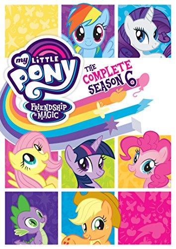 My Little Pony Friendship Is Magic: Season Six (Designs Gabby)