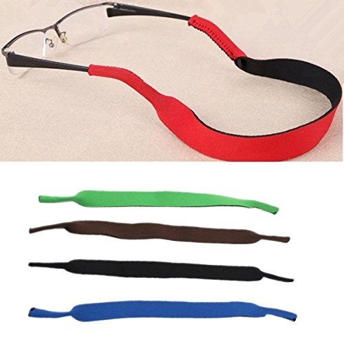 Sports Sunglasses Eyeglasses Glasses Strap Neck - Little Eyeglasses Rock