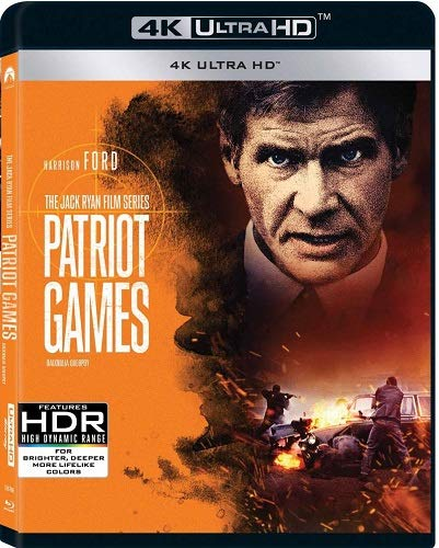 Amazon Com Patriot Games 1992 4k Ultra Hd Region Free Harrison Ford Sean Bean Anne Archer Phillip Noyce Movies Tv