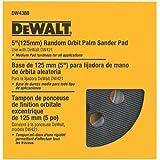 DEWALT DW4388 5-Inch Random Orbit Palm Sander Pad, Medium (Fits the DW421K and DW423K)