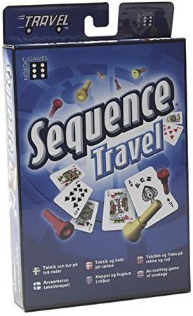 Sequence Travel - English: Amazon.es: Juguetes y juegos