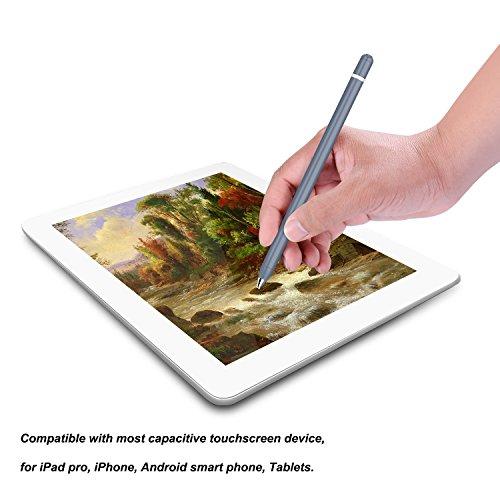 Pendorra - Active Fine Point Precision Stylus Pen Drawing Pencil (Grey) by Pendorra (Image #1)